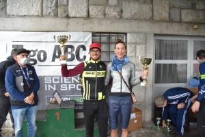 Andrea Calza&Laura Šimenc zmagovalca letošnjega vzpona